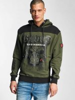 Blood In Blood Out Hoodie Chivato green