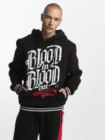 Blood In Blood Out Hoodie Logo svart