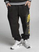 Blood In Blood Out Pantalón deportivo Yellow Calavera negro