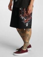 Blood In Blood Out Shorts Plata O Plomo schwarz