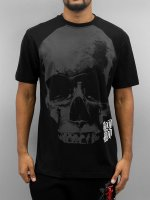 Blood In Blood Out T-Shirt Blood Big Calavera schwarz