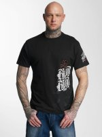 Blood In Blood Out T-Shirty Out Ranio Negro czarny