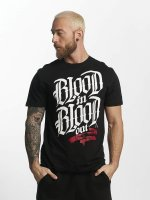 Blood In Blood Out T-Shirty Escudo czarny