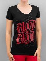 Blood In Blood Out T-skjorter Logo svart