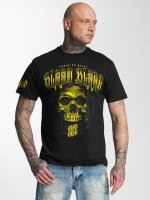 Blood In Blood Out T-skjorter Yellow Honor svart