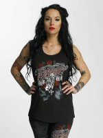 Blood In Blood Out Tank Tops Manos Orando èierna