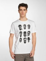 Brave Soul T-Shirt Pogo blanc