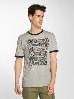 Brave Soul T-Shirt Drift gris