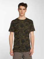 Brave Soul t-shirt Disguise khaki