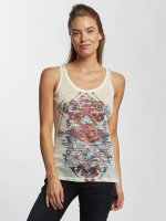 Brave Soul Tank Tops Sublimation bianco