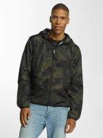 Brave Soul Transitional Jackets Camouflage kamuflasje