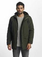 Brave Soul Transitional Jackets Winter khaki