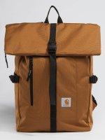 Carhartt WIP Рюкзак Phil коричневый