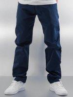 Carhartt WIP Loose Fit Cortez Slim Fit Skill modrá