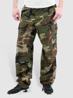 Carhartt WIP Reisitaskuhousut Columbia camouflage