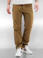 Carhartt WIP Straight Fit Jeans Oakland braun