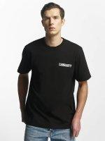 Carhartt WIP T-Shirt WIP College Script black