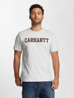 Carhartt WIP T-Shirt College grau