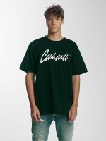 Carhartt WIP T-Shirt Stray grün