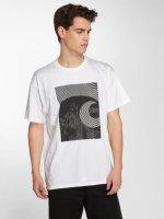 Carhartt WIP T-Shirt Circles Cotton Loose Fit weiß
