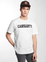Carhartt WIP T-Shirty College bialy