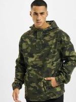 Cayler & Sons Übergangsjacke ALLDD Denim Half Zip camouflage