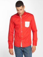 Cazzy Clang Chemise Quinn rouge