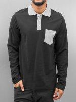 Cazzy Clang Poloshirt Pula black