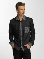 Cazzy Clang Shirt Plaid black