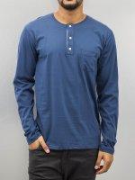 Cazzy Clang T-Shirt manches longues Padua bleu