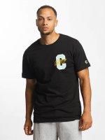 CHABOS IIVII t-shirt College zwart