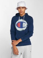 Champion Athletics Hoodie Authentic Athletic Apparel blå