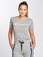 Champion Athletics T-Shirt Crewneck grau
