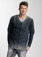 Cipo & Baxx Пуловер Hauganes серый
