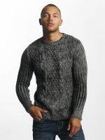 Cipo & Baxx Пуловер Mason серый