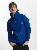 Cipo & Baxx Пуловер Double Collar синий