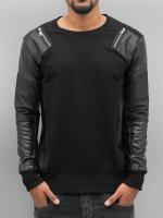 Cipo & Baxx Gensre Fake Leather svart