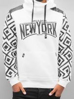 Cipo & Baxx Hoody New York wit