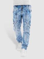 Cipo & Baxx Jean carotte antifit 62 bleu