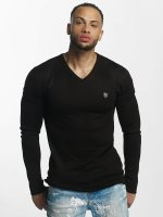 Cipo & Baxx Pullover Elian schwarz