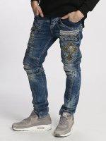 Cipo & Baxx Straight Fit Jeans Fernando blå