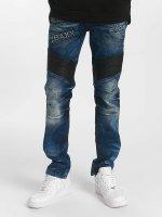 Cipo & Baxx Straight Fit Jeans Sense blå
