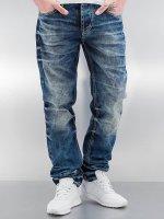 Cipo & Baxx Straight Fit Jeans Stevenage blau