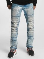 Cipo & Baxx Straight Fit Jeans Louis blau