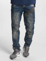 Cipo & Baxx Straight Fit Jeans Mika blau