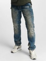 Cipo & Baxx Straight fit jeans Jake blauw