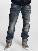 Cipo & Baxx Straight fit jeans Damian blauw