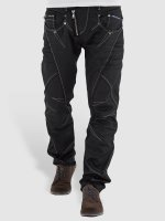 Cipo & Baxx Straight Fit Jeans Open Minded Classic Fit svart