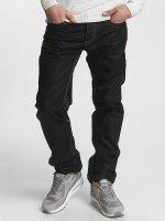 Cipo & Baxx Straight Fit Jeans Zachary svart