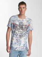Cipo & Baxx T-Shirt Ride Forever bleu